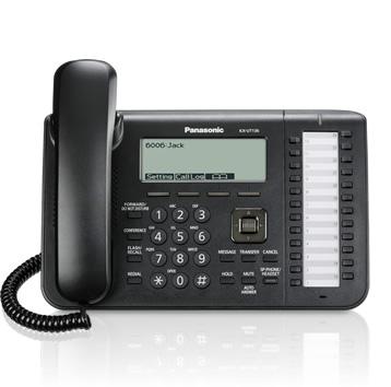 Điên thoại IP Panasonic KX-UT133