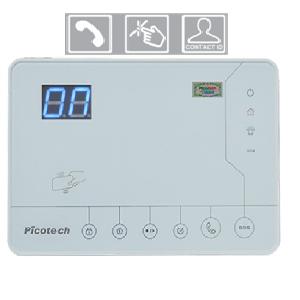 Bộ báo trộm không dây PICOTECH PCA-8000GSM