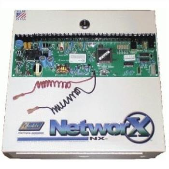 Bộ báo cháy-Báo trộm trung tâm NetworX NX16