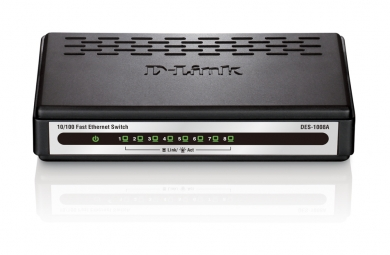 Switch DLink DES1008A
