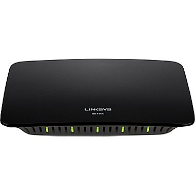 Switch Linksys SE1500