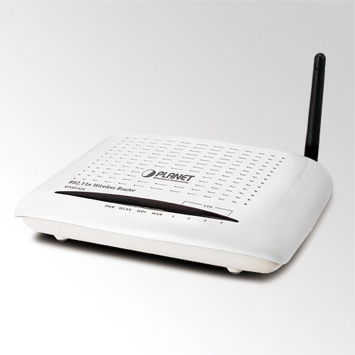 Wireless Router Planet WNRT-626