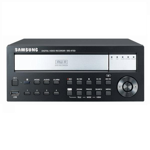 Đầu ghi hình Samsung SRD-476DP