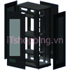 Tủ Mạng Vietrack 19inch Cabinet 15U 600 x 600