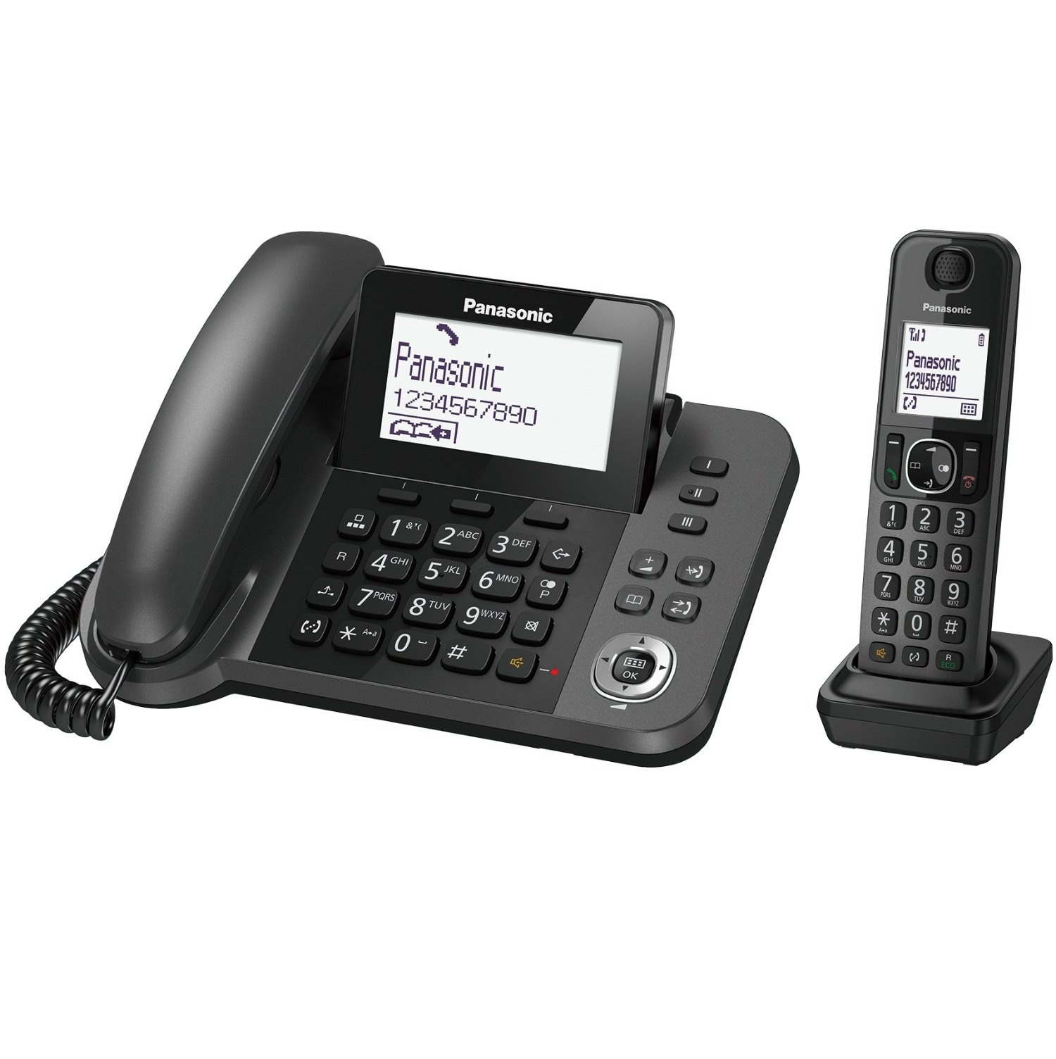 Điện thoại Panasonic KX-TGF320