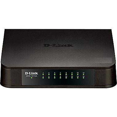 Switch DLink DES - 1016A