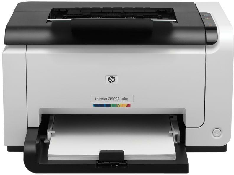 Máy in màu HP CP1025