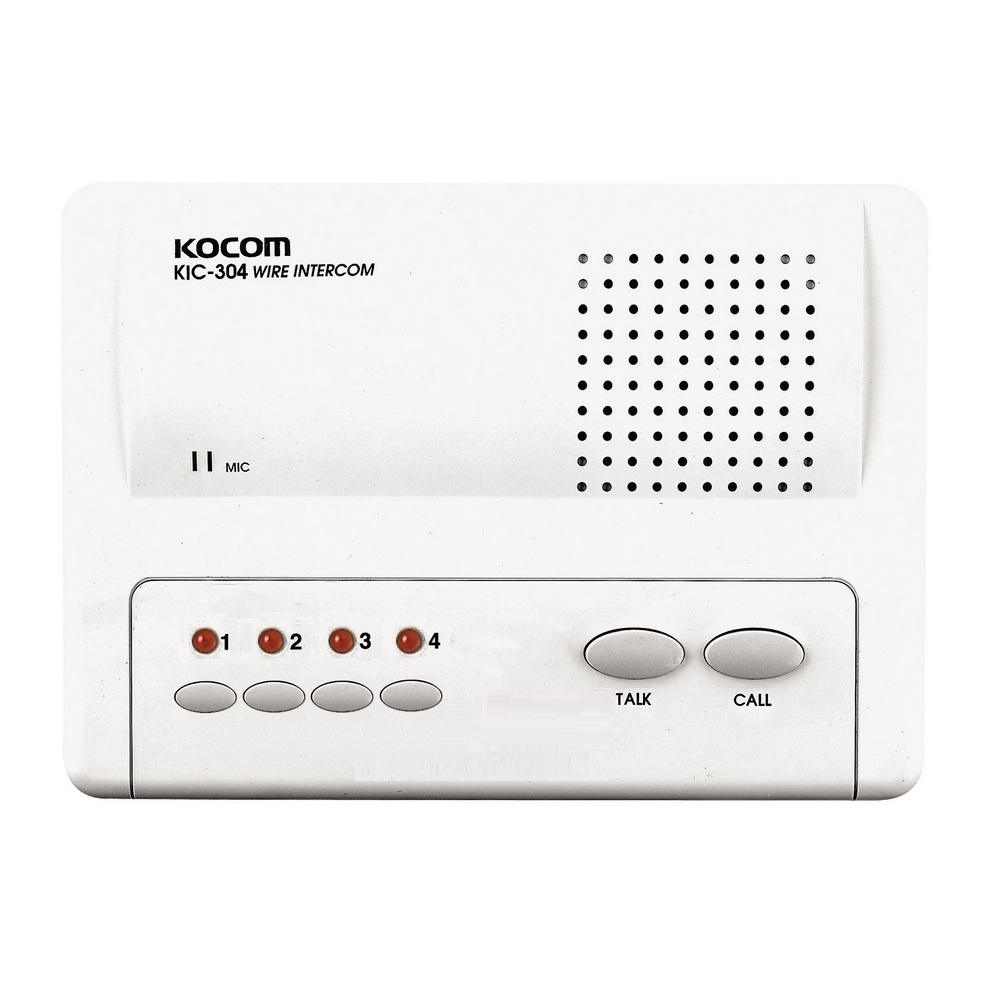 Intercom KOCOM KIC-304
