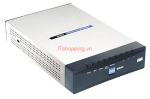 Load Balancing Linksys RV042