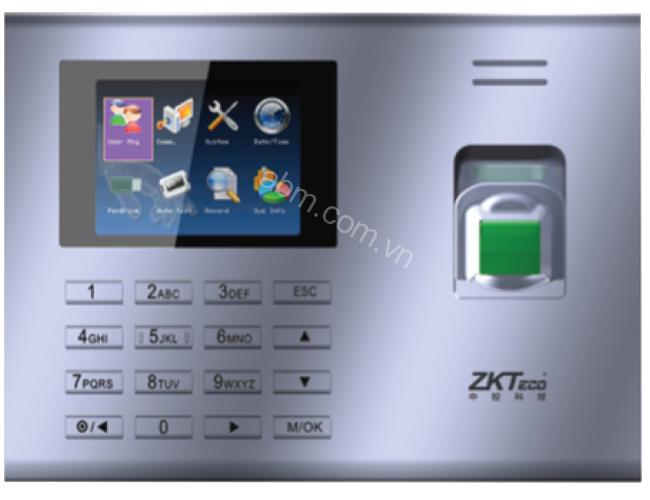Máy chấm công ZK Software K40