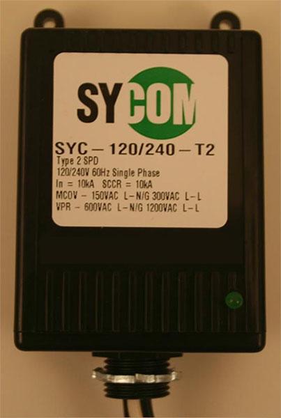 Cắt lọc sét SYCOM SYC-240T2