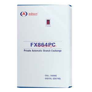 Tổng đài  FX864PC  8CO/48EXT